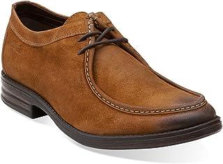 Clarks Men's Tan Leather Delsin Rise 10.5 D(M) US 26101893-238
