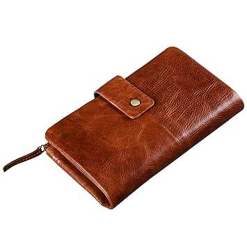 09f7f0bcf1451 STILORD  Leonie  Vintage Geldbörse Damen Leder Hochwertiges Portemonnaie  für Frauen mit 19 x EC