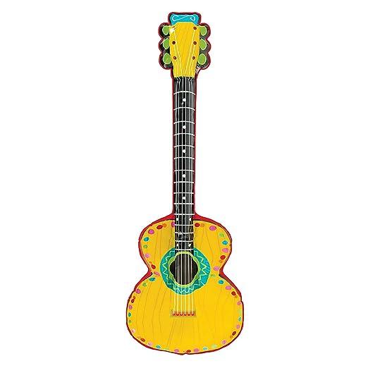 Amscan 399828 - Juguete hinchable (96,52 cm), color amarillo ...
