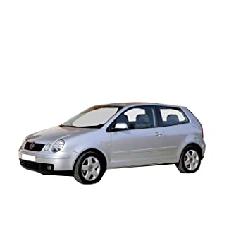Wheelzone para Volkswagen Polo MK4 2002 2 Puertas 2005 película de ...