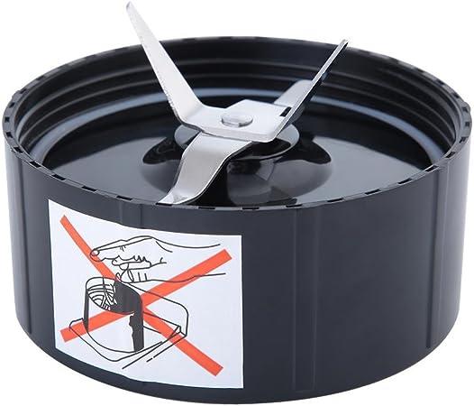 1 lame de mélangeur de rechange pour les pièces de rechange Juicer-noir