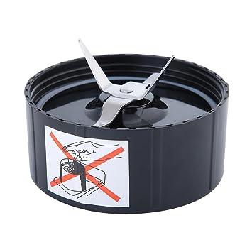 Sustitución de la Batidora Mezclador de Repuesto para Blender Piezas de Recambio Cocina Herramientas 250W-900W(250W(Black)): Amazon.es: Hogar
