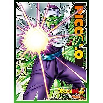 ensky Dragon Ball Super Piccolo Card Game Character Sleeves Collection EN-161 Anime Namekian Husbando Demon Z Battle of Gods Resurrection F