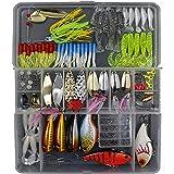 Threemart Fishing Lure Set (151-Pieces)