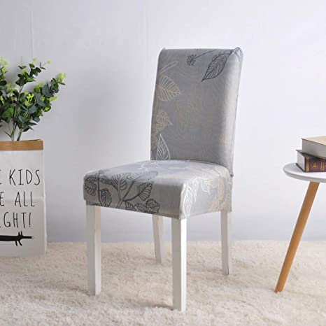 Removable Stretch Dining Chair Home Decor Cover Spandex Slipcover Protector*+