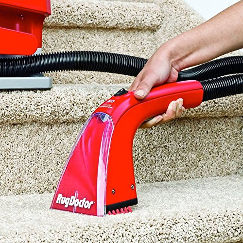 AUTHENTIC Rug Doctor Portable Spot Cleaner Machine, Red