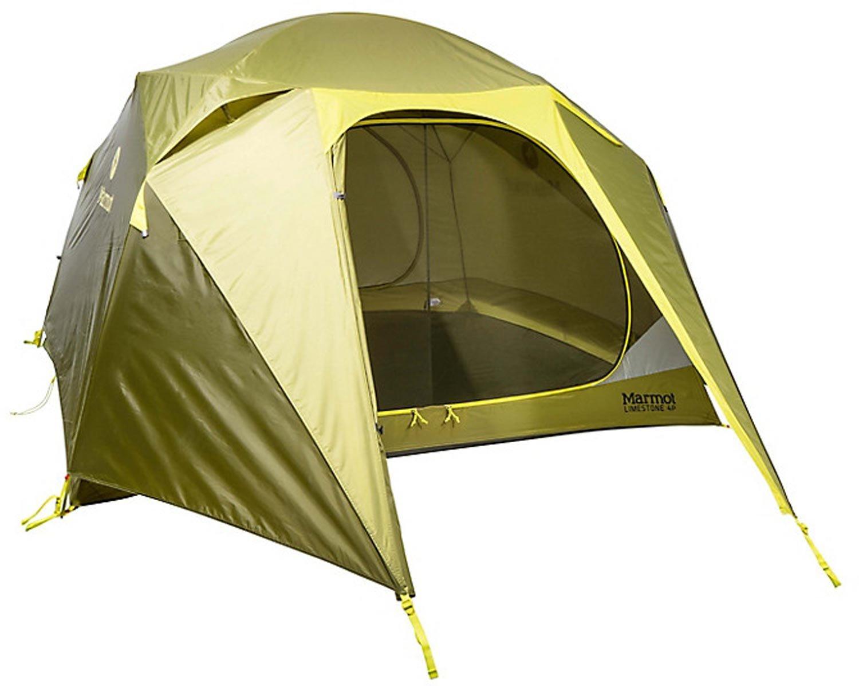 Marmot Limestone 4 Person Camping Tent