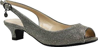 28d12787847b J.Renee Women s Jenvey Low Heel Slingback