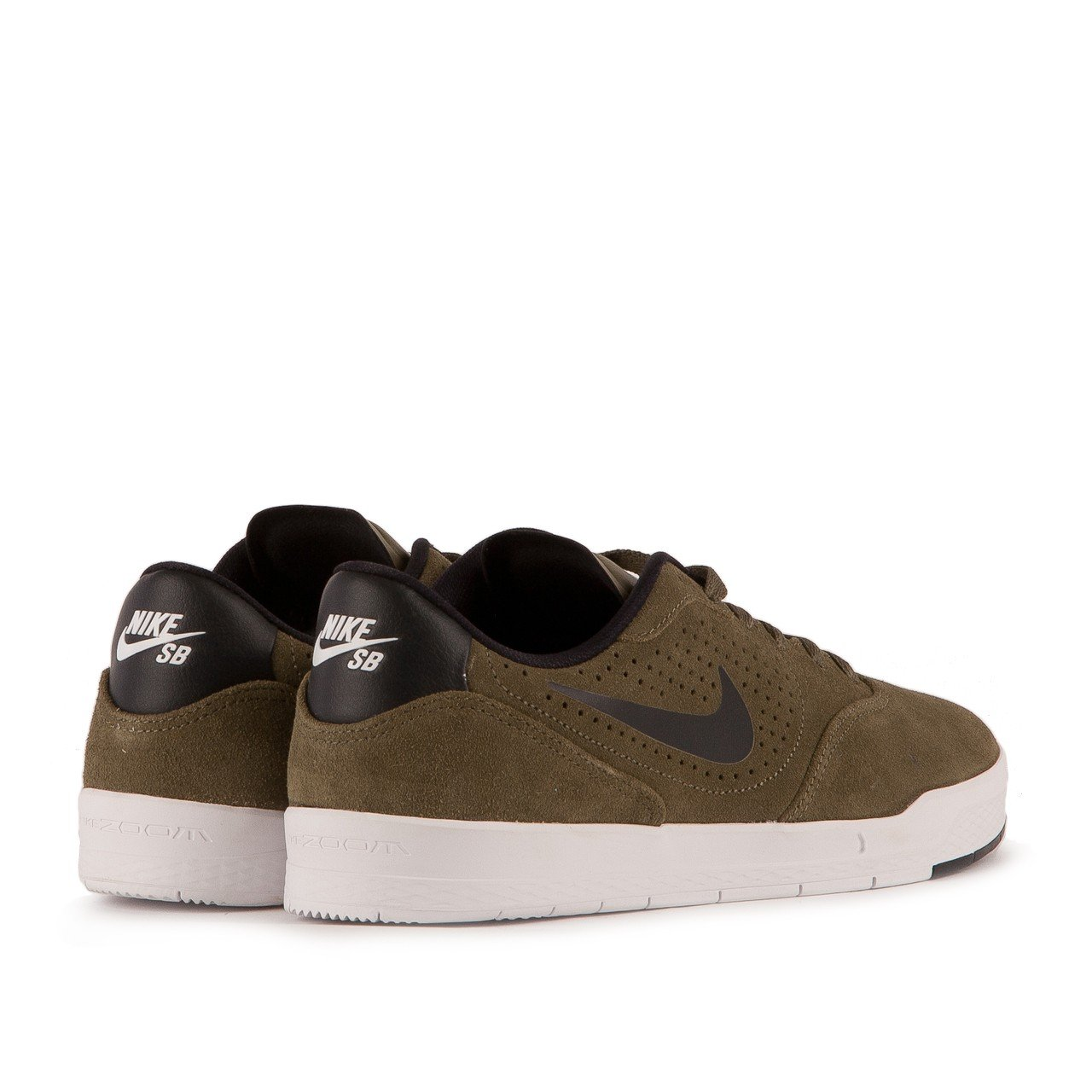 best loved fdc31 46c6d Nike SB Paul Rodriguez 9 CS Trainers, Olive Black  Amazon.co.uk  Shoes    Bags