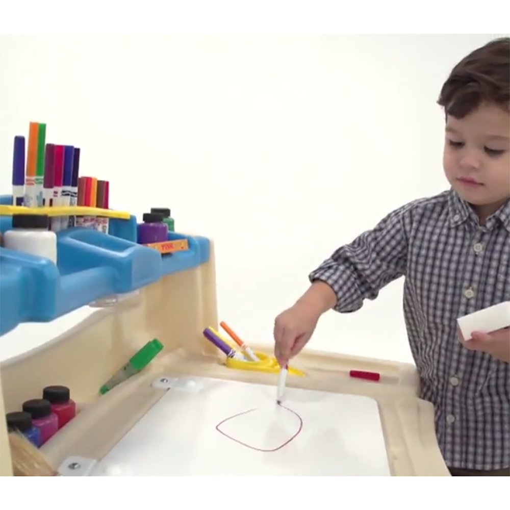 Step2 Deluxe Art Master Kids Desk by Step2 (Image #5)