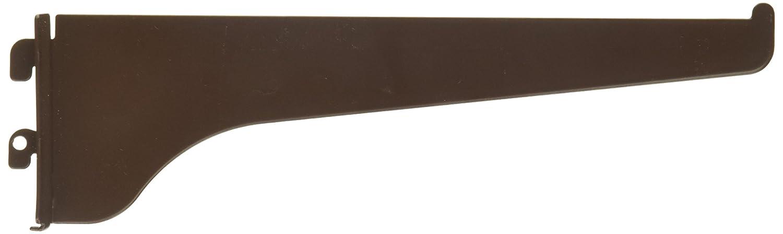 Knape /& Vogt 180BN 8 Shelf Brackets Brown 8