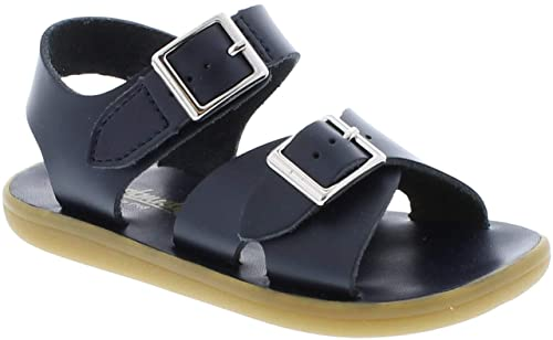 541784464b Amazon.com   FOOTMATES Boy's Tide Hook-and-Loop and Buckle Sandal ...