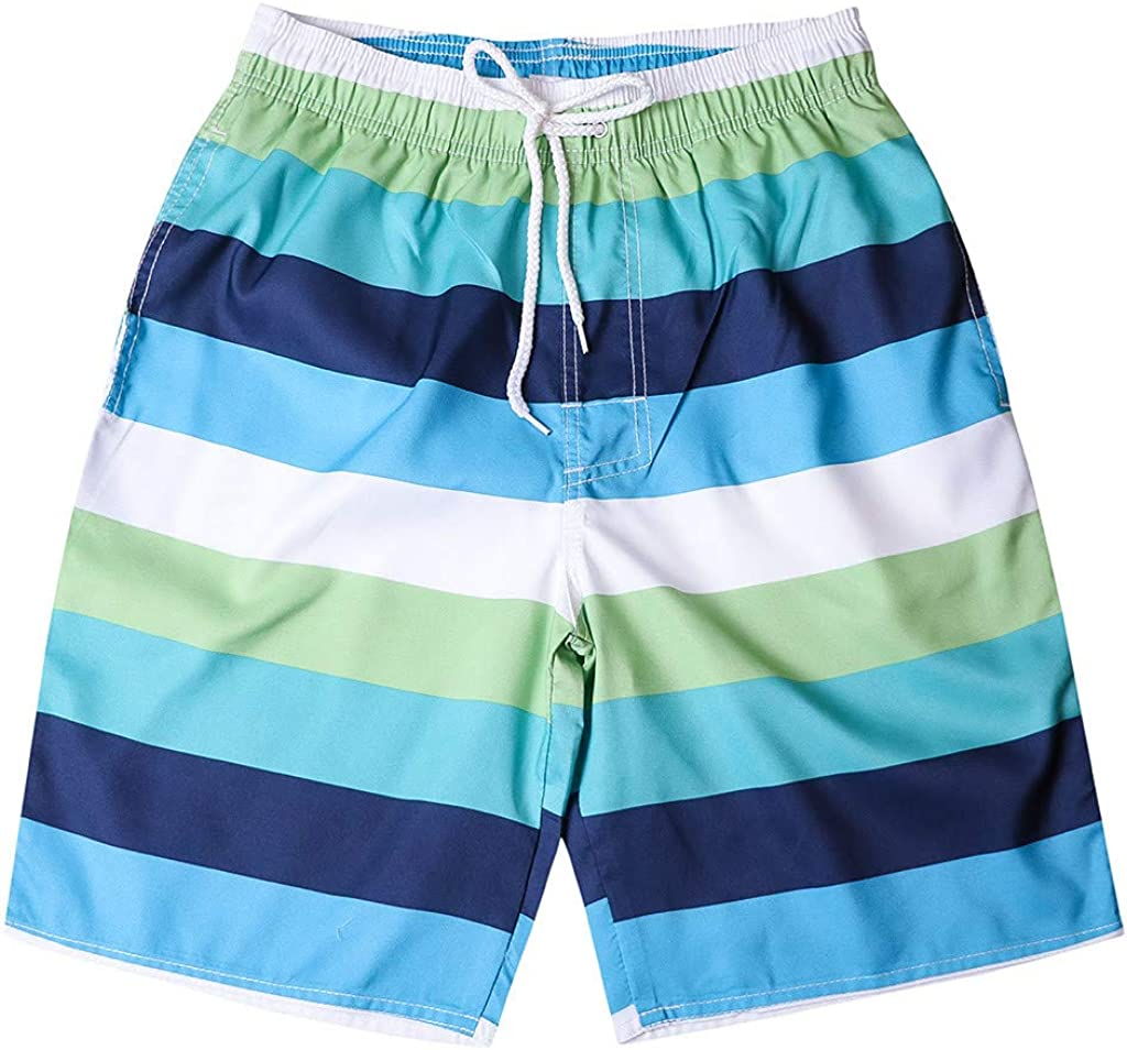 GridNN Men Womens Shorts Swim Trunks Quick Dry Beach Surfing Running Swimming Watershort
