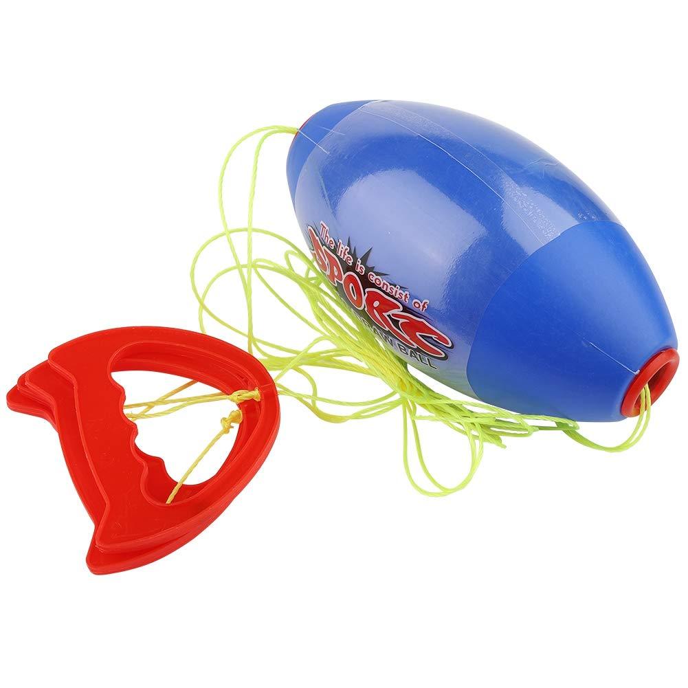 Alomejor Kinder Ziehen Shuttle Ball Jumbo Geschwindigkeit Ball Spiel Kids Outdoor Sports Beach Toy Balls 2 Palyers Cooperative Balls Kinder Geschenke