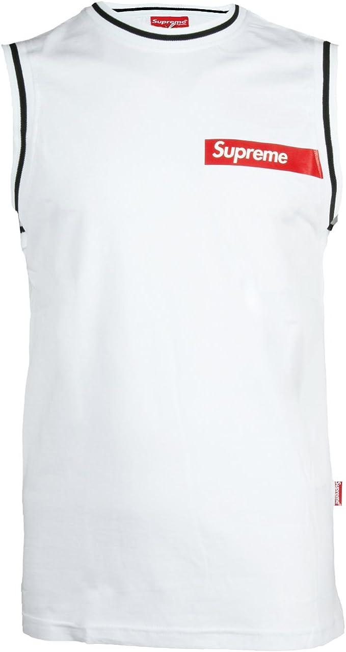 Supreme Spain - Camiseta de Tirantes - Redondo - para Hombre ...