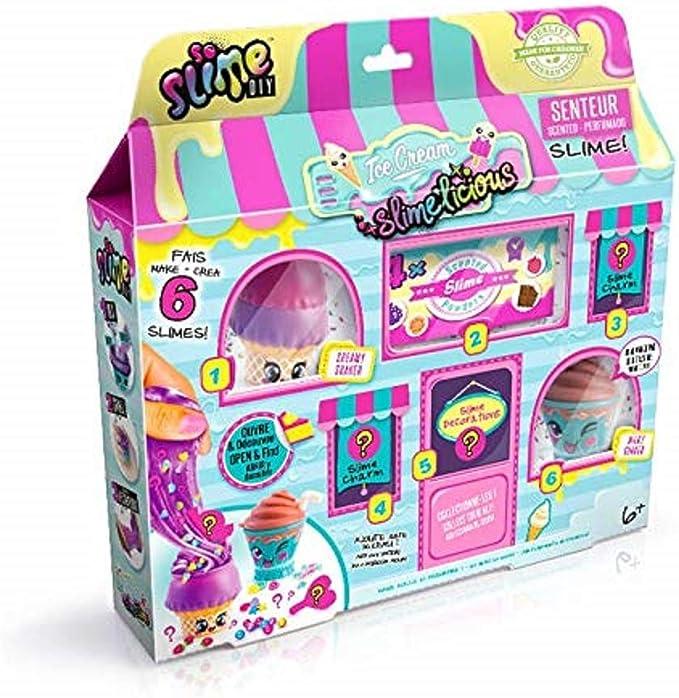 Canal Toys 060-Loisirs so Ice Cream Shop-Slimelicious, Color Loisirs créatifs (SSC 060): Amazon.es: Juguetes y juegos