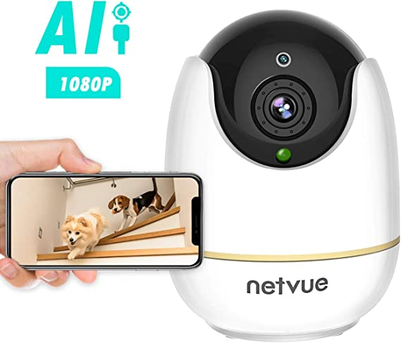 Dog Camera - 1080P Dog Camera with Phone App