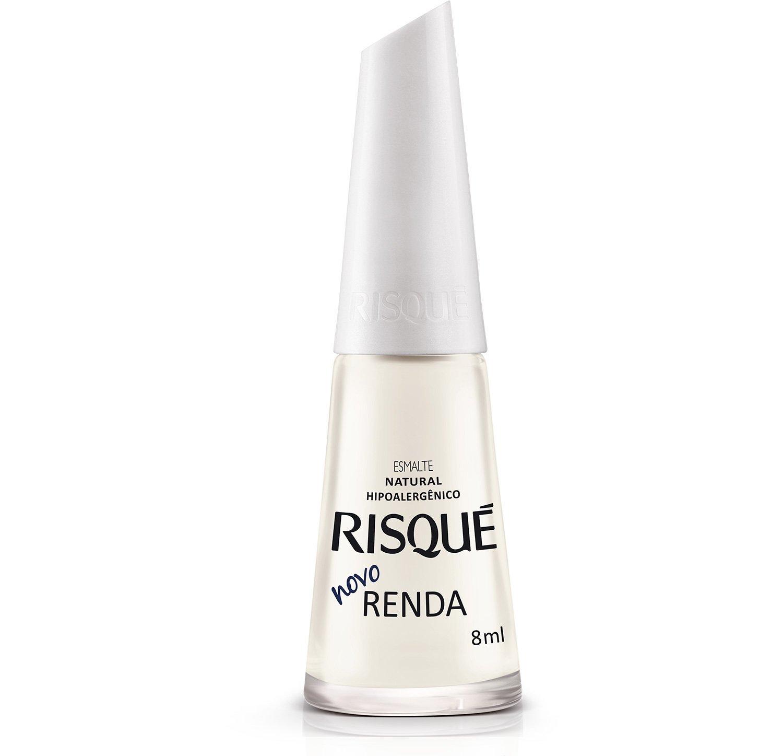 Risque Niasi Nail Polish (Renda - Natural)