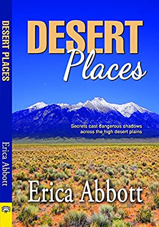 book cover of Desert Places