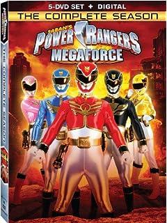 Amazon.com: Power Rangers Super Megaforce: The Complete ...