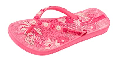 20887bd48a64 Ipanema Girls Flip Flops Anatomica Lovely Kids Sandals-Pink-1