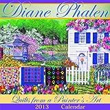 img - for Diane Phalen: Quilts from a Painter's Art Calendar book / textbook / text book