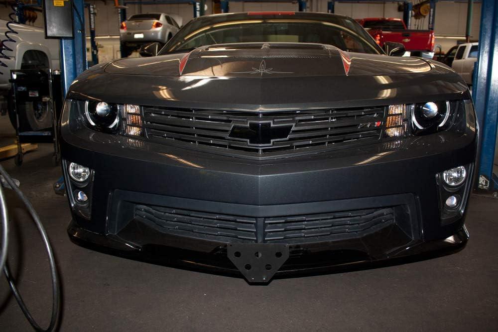 2012-2015 Camaro ZL1 Sto-N-Sho Removable Take Off Front License Plate Frame Bracket 61S2BV5KGgjLSL1000_