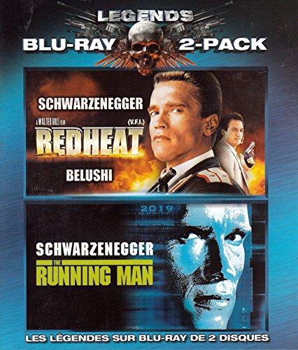 Red Heat/Running Man [Blu-ray]