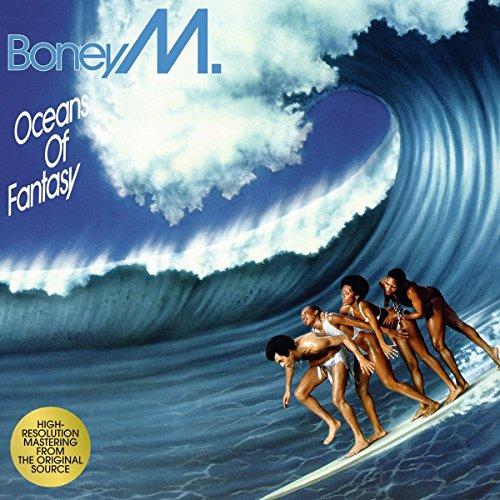 Vinilo : Boney M - Oceans Of Fantasy (MP3 Download, United Kingdom - Import)