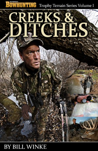 Petersen's Bowhunting Creeks & Ditches Book & DVD Combo (Trophy Terrain)