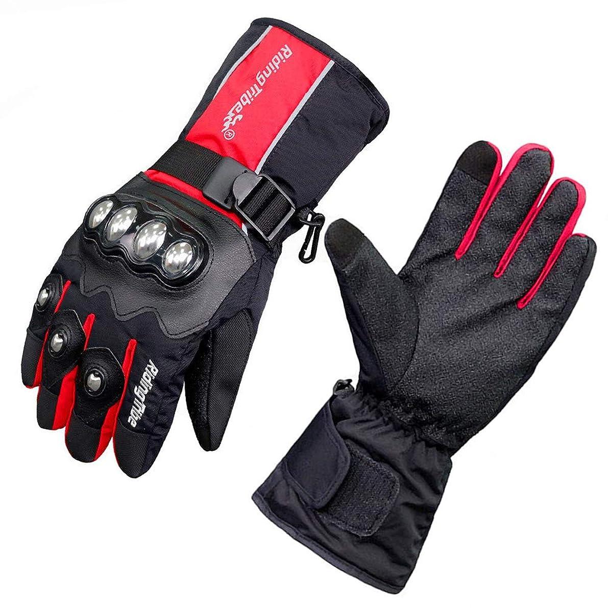 エレガントシェルターデータTONE 手袋 ワークグローブ アカ Mサイズ G-031RM
