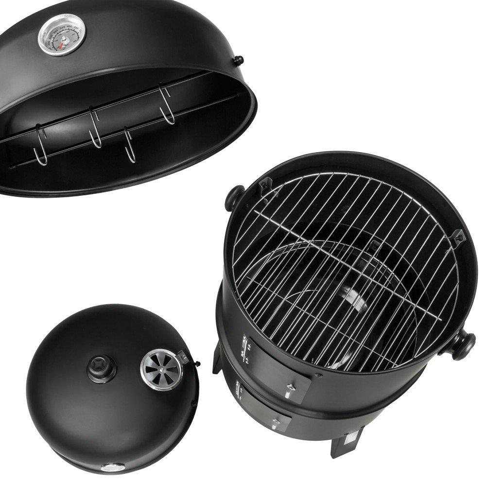 barbecue fumoir mode d 39 emploi. Black Bedroom Furniture Sets. Home Design Ideas