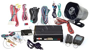 Amazon.com: Clifford 5906X 2-Way Security System with Remote Start ...