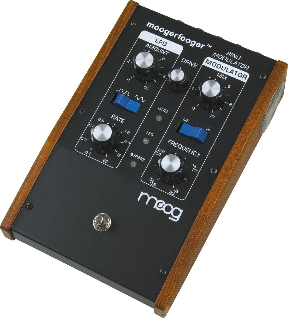 Moog Music MF102 Moogerfooger Ring Modulator Pedal