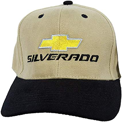 NEW Chevrolet Chevy We Use Genuine Parts Sign Mens Vintage Cap Hat