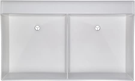 Mustee 27w Utilatwin Wall Mount Laundry Utility Tub White Bathroom Sinks