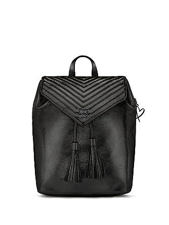 29ad7482c4223 Amazon.com | Victoria's Secret V Quilt Metallic Crackle Angel ...