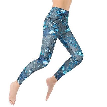 Amazon.com: MTENG Women Seamless Yoga Fitness Leggings ...