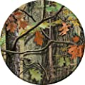 Hunting Camo Lunch Napkins & Dinner Plates Party Kit for 8