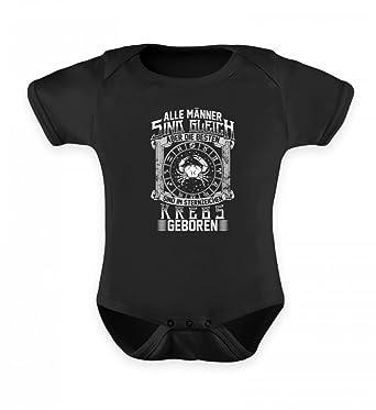 Hochwertiges Baby Body - Sternzeichen Krebs/Männer ...