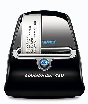 DYMO LabelWriter 450 - Impresora de etiquetas (600 x 300 DPI, 51 ...
