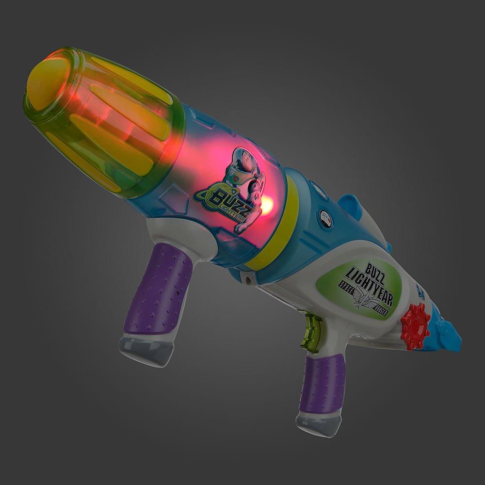 Disney Buzz Lightyear Glow-in-The-Dark Blaster 461066164981