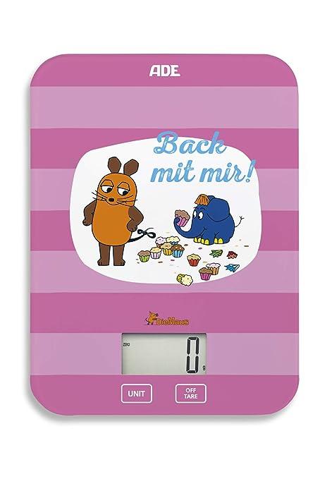 Amazon De Die Sendung Mit Der Maus Kuchenwaage Back Mit Mir