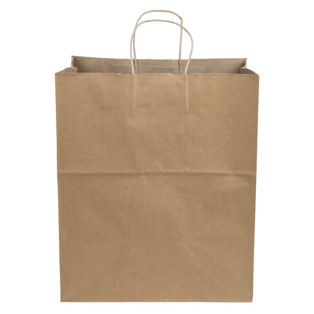 14X9.6X16.5트위스트 핸들 종이 가방(슈퍼 로얄)-케이스 당 200