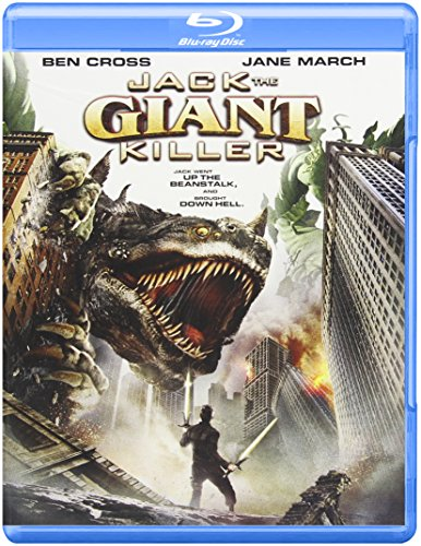 Jack the Giant Killer [Blu-ray]