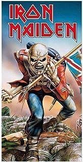 Unbekannt Iron Maiden Blim1 Baumwolle 135 X 200 X 1 Cm Bettwäsche