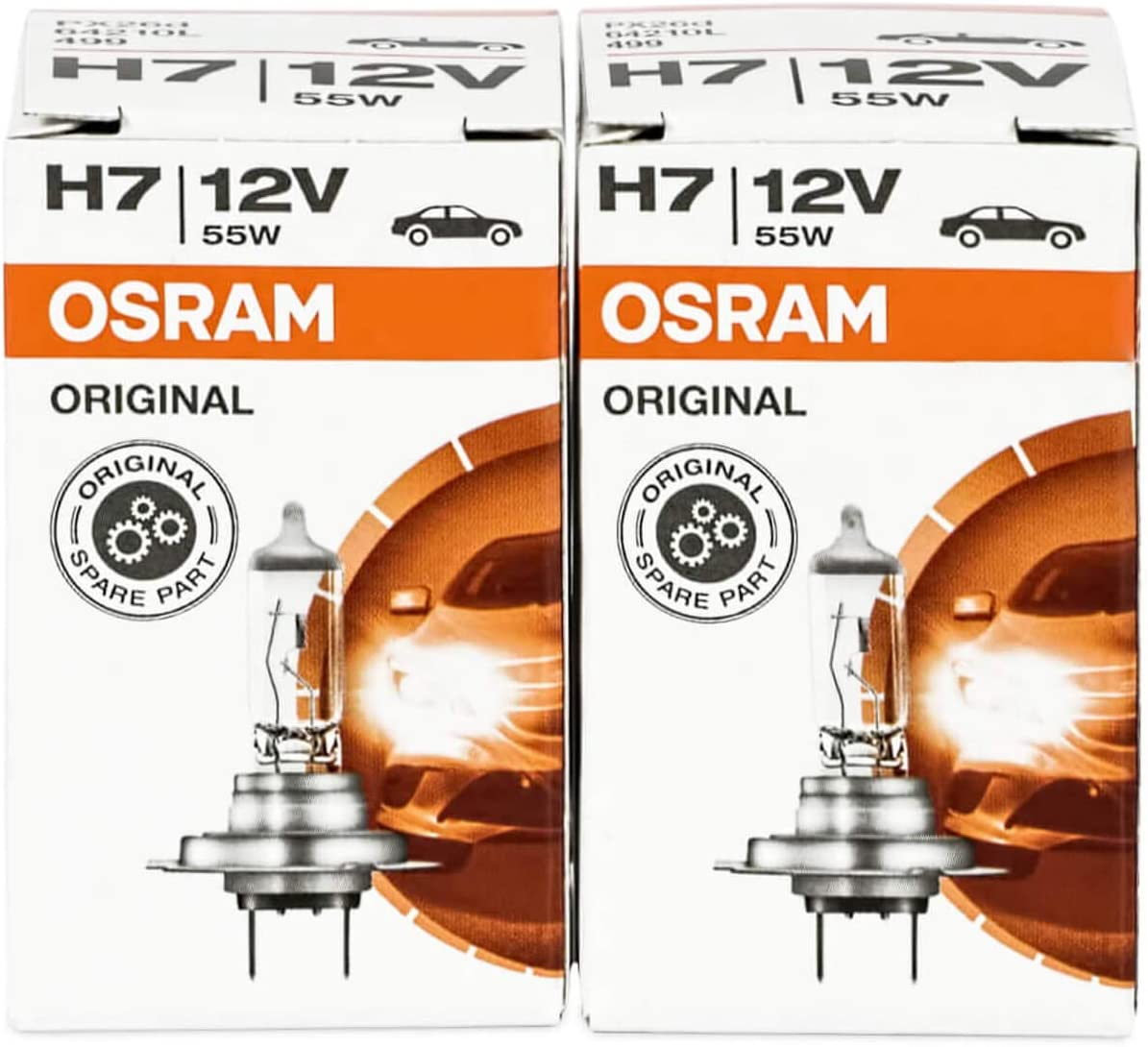 2x Ford S-Max Genuine Osram Original Rear Indicator Light Bulbs Pair
