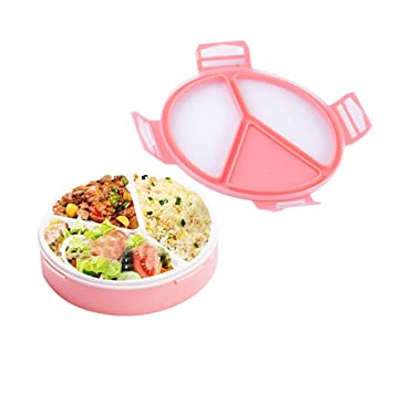 Amazoncom OldPAPA Bento Lunch Box Meal Prep Containers Reusable