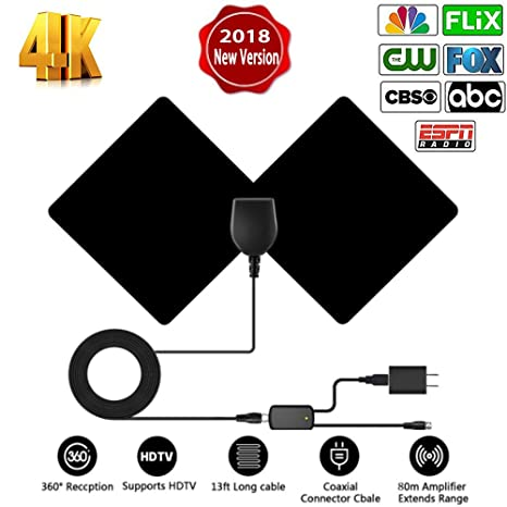 Review TV Antenna - Indoor