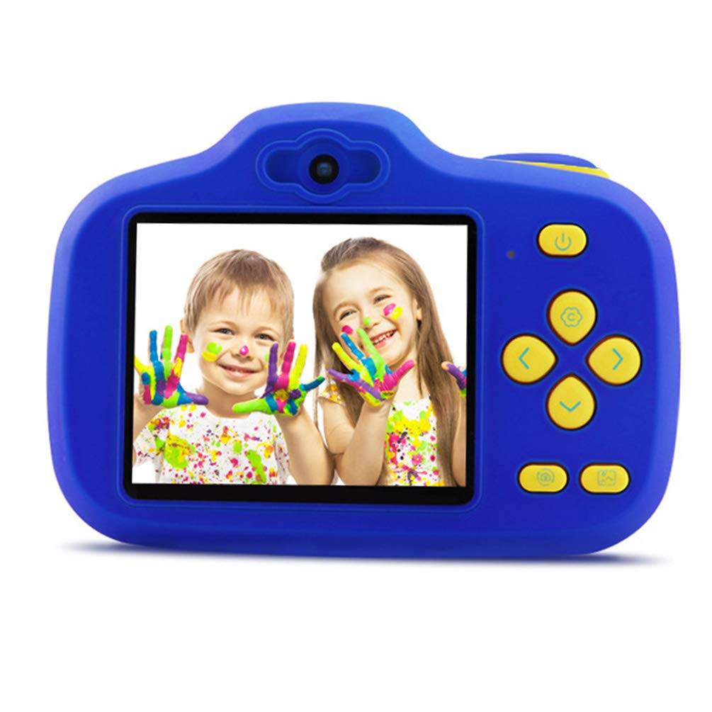 Kids Toys Camera for Boys & Girls, Cute Multi-function Premium Mini Camera HD Video Camera(16GB Memory Card Included) by Lin-Tong (Image #2)